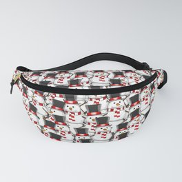 No Business Like Snow Business Fanny Pack
