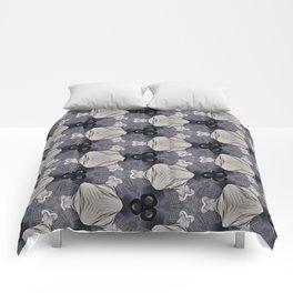 Detroit Airport Comforters