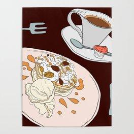 Pancake Treat Poster