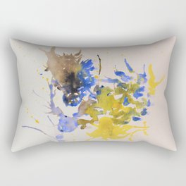 Obscurity 3 Rectangular Pillow