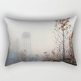 Foggy Day Rectangular Pillow