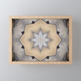 Lace Framed Mini Art Print