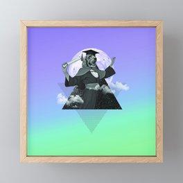 Charlotte Framed Mini Art Print