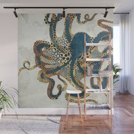 Underwater Dream VI Wall Mural