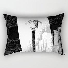 asc 851 - Les ailes brisées (Unbridled mob) Rectangular Pillow