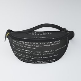 How To Use It Fanny Pack
