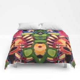 Mirrored Garden Comforters