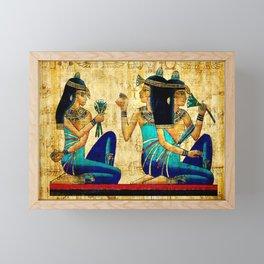 Egipt Framed Mini Art Print
