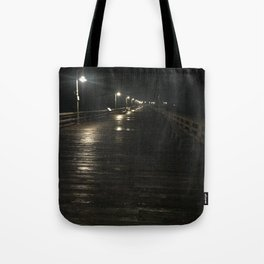 A walk alone Tote Bag