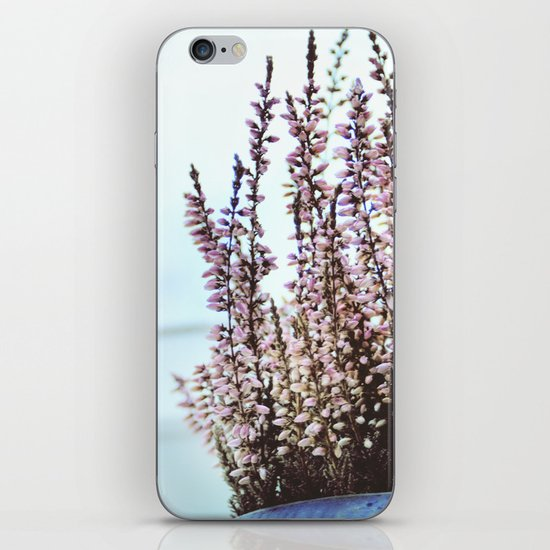 Pink Lyng iPhone & iPod Skin