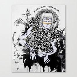Rituals Canvas Print