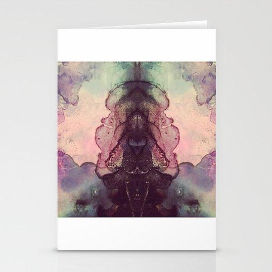 Reverse Psychology Stationery Cards