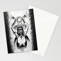 A Heart So Black Stationery Cards