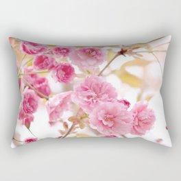 Pink Bloom2 Rectangular Pillow