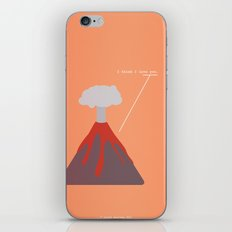I Think I Lava You iPhone & iPod Skin