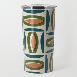 Alcedo - Orange Travel Mug