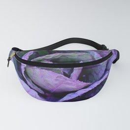 Purple Frost Fanny Pack