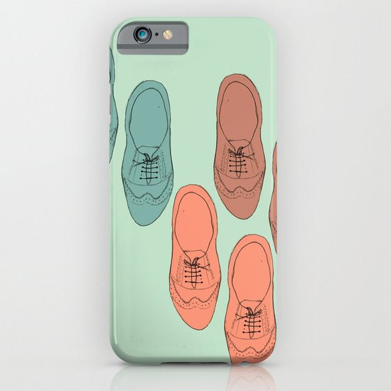 Oxfords iPhone & iPod Case