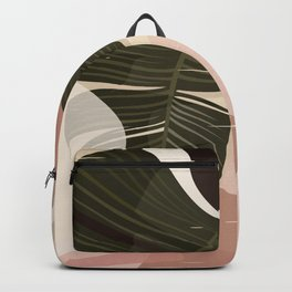 Nomade I. Illustration Backpack