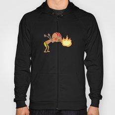 Yoga Flame! Hoody