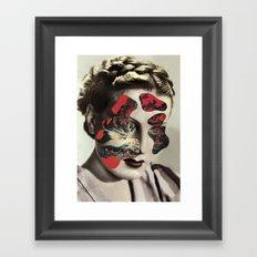 Exploded / Adventurous(2017) Framed Art Print