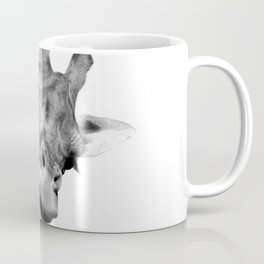 Black and white giraffe Coffee Mug