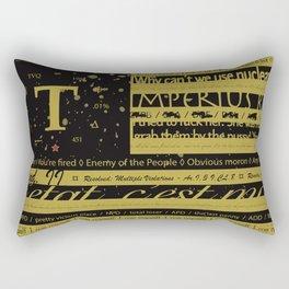 True Flag Rectangular Pillow