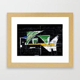 Archifantasy #2  Framed Art Print