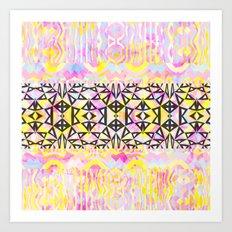 Mix #563 Art Print