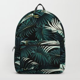 TROPICAL JUNGLE - Night Backpack