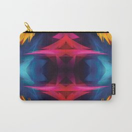 Abstract 001 Carry-All Pouch
