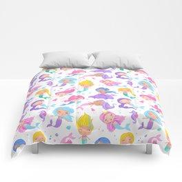Pretty Mermaids Comforters