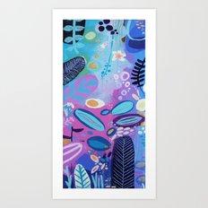 Pond Art Print