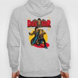 Doctor Comic Hoody
