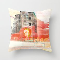 Oh the Remnants Throw Pillow