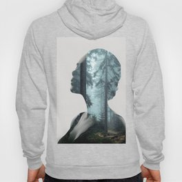Silence of the Nature Hoody