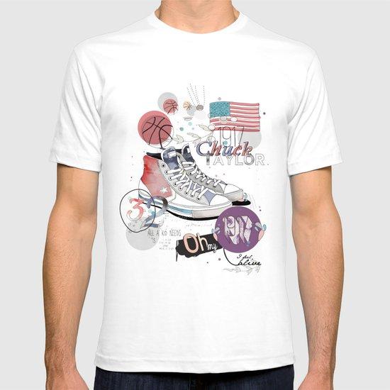 The Chuck Taylor T-shirt