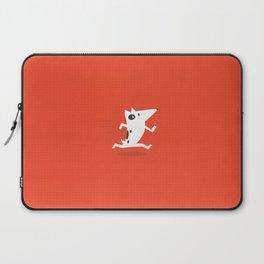 See Spot run Laptop Sleeve