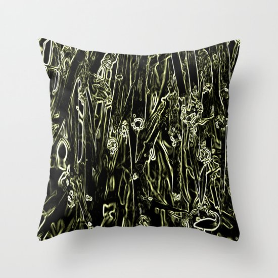 Tatua Throw Pillow