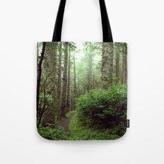 Green Scene. Tote Bag