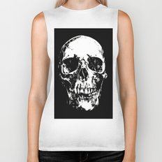 Skull 2 Biker Tank