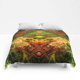 Extraterrestrial Palace 4 Comforters