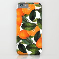 The Forbidden Orange #society6 #decor #buyart Slim Case iPhone 6s