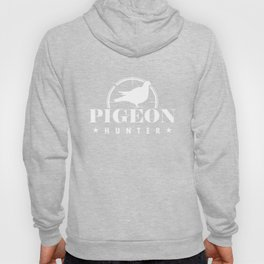 Hunting Wildlife Forest Birds Shooting Pigeon Hunter Gift Hoody