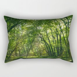 Nature at is best Rectangular Pillow