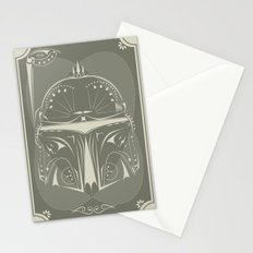 Boba Fett on Acid Stationery Cards