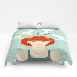 Mind Unchained Comforters