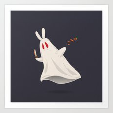 You should like carrots Art Print