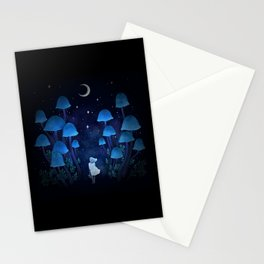 Fungi Forest Stationery Cards