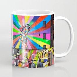 KOBRA VISITS CHELSEA Coffee Mug